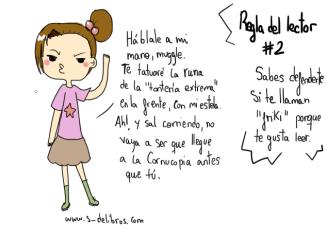 reglas lector2